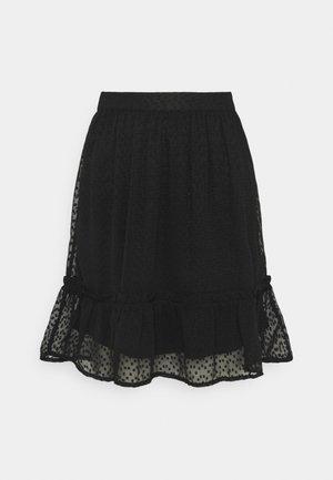 AYELLA SKIRT - A-line skirt - black