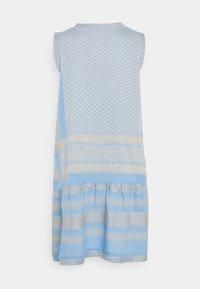 CECILIE copenhagen - DRESS  - Denní šaty - blue - 7