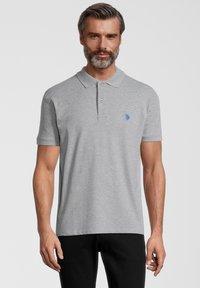 U.S. Polo Assn. - Polo shirt - grey melange - 0