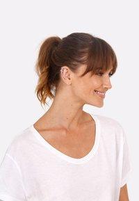 Elli - SET - Earrings - silver - 1