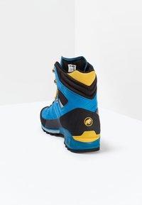 Mammut - KENTO GUIDE HIGH GTX MEN - Chaussures de montagne - dark gentian-freesia - 3