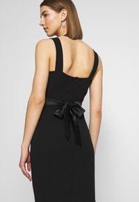 WAL G. - BAND MAXI DRESS - Occasion wear - black - 5