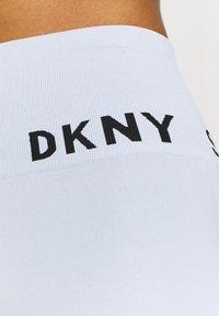DKNY - HIGH WAISTED SEAMLESS - Leggings - lake - 5