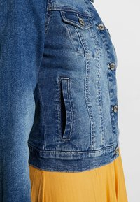 Cream - Jeansjakke - rich blue denim - 4