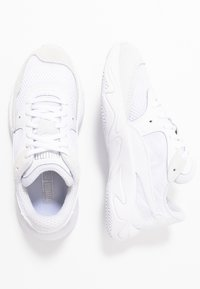 Puma - STORM ORIGIN - Baskets basses - white - 1