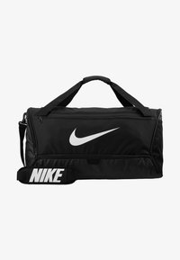 Nike Performance - DUFF - Torba sportowa - black/white - 6