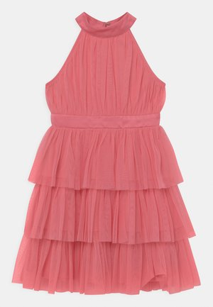 HIGH NECK - Vestito elegante - coralrose