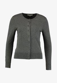 InWear - RITA CARDIGAN - Cardigan - dark grey melange - 3