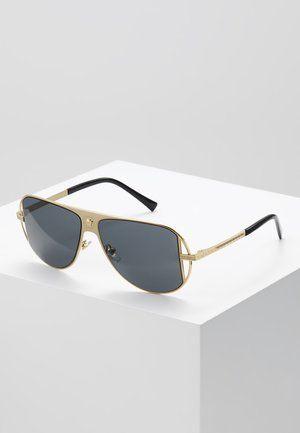 Sunglasses - gold coloured