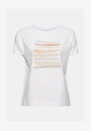T-shirt imprimé - white colorway
