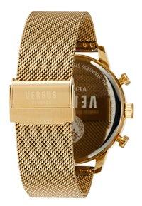 Versus Versace - EUGÈNE - Cronógrafo - gold-coloured - 2