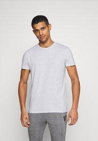 Burton Menswear London - TEE 3 PACK - Camiseta básica - navy - 1