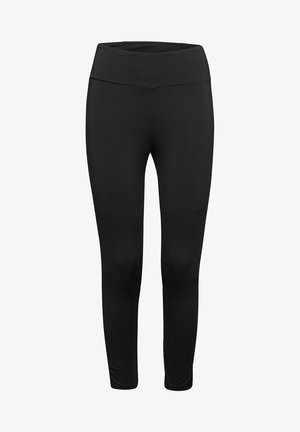 MIT REFLEKTOR TAPES - Leggings - black