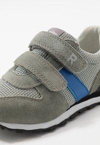 Richter - Sneaker low - rock/blue/white - 2