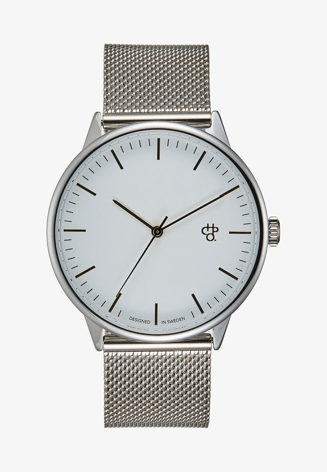 NANDO  - Reloj - silver-coloured/gold-coloured
