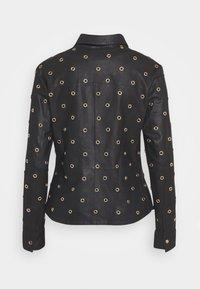 DEPECHE - Camicia - black - 1