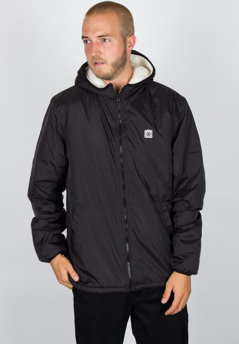 Element - ELKINS ALDER - Winter jacket - black