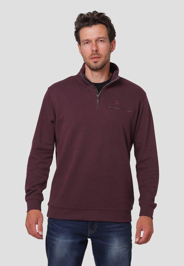 Harrison  - Sweatshirts - dark wine