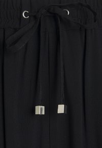 Lindex - TROUSERS AVA CONTRACT - Tracksuit bottoms - black - 2