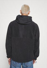 Nike Sportswear - HOODIE WINTER - Fleece jacket - black/white - 2
