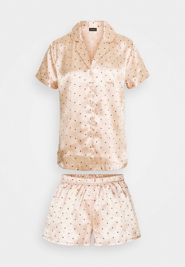 SHORTY - Pyjamas - nude