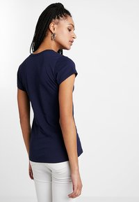 G-Star - GRAPHIC  - Print T-shirt - sartho blue - 2