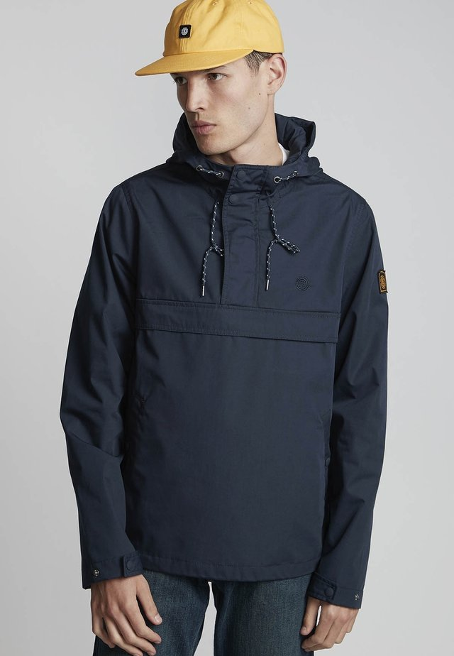 Outdoor jacket - eclipse navy