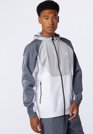NB ATHLETICS  - Summer jacket - lead