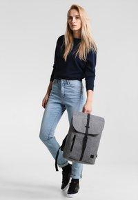 Spiral Bags - TRIBECA - Plecak - mottled black - 1