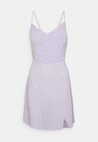 SHORT DRESS - Robe d'été - lavender