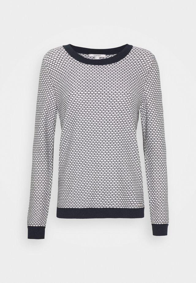 FANCYSTITCH - Pullover - off white