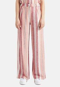 khujo - MAHSALA - Trousers - pink - 8