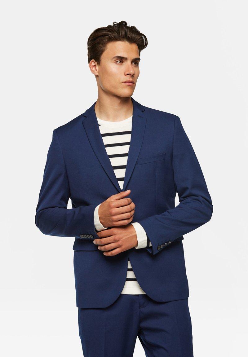 WE Fashion - REGULAR FIT  - Suit jacket - cobalt blue
