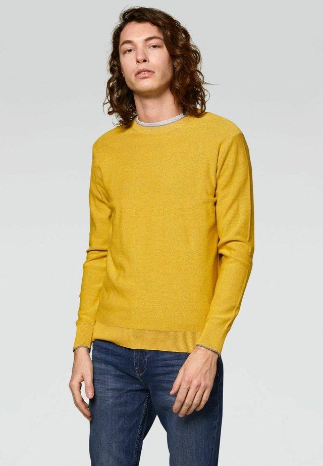 Maglione - giallo