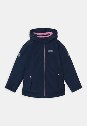ICELAND 2-IN-1  - Outdoor jacket - midnight blue