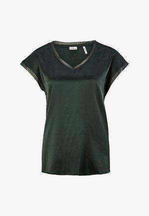 T-shirt basique - leaf green