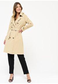 LolaLiza - Trenchcoat - beige - 1