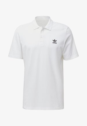 TREFOIL ESSENTIALS POLO SHIRT - Polo shirt - white