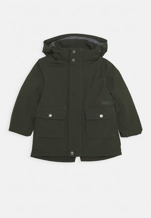 UTTERN KIDS UNISEX - Winter coat - forest green