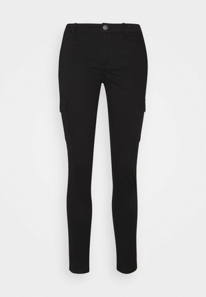 ONLNEW COLE MIRINDA PANT - Cargo trousers - black