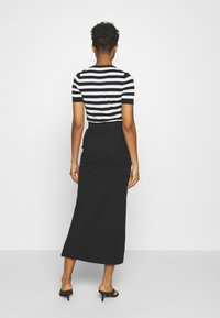 Even&Odd - Pencil skirt - black