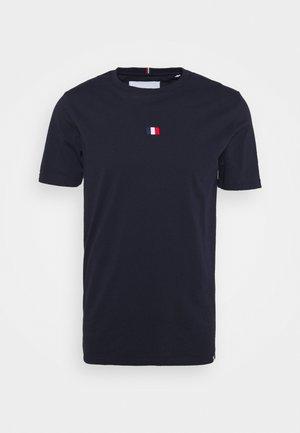 FLAG - Basic T-shirt - dark navy