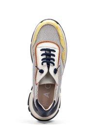 Hispanitas - ANDES  - Sneakers laag - beige,/yellow/dark blue - 4