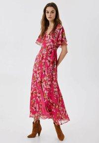 LIU JO - Maxi dress - pink - 0