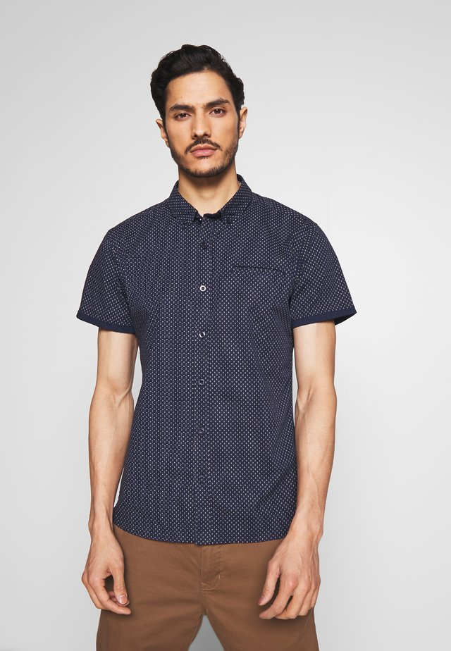 CUT - Shirt - navy