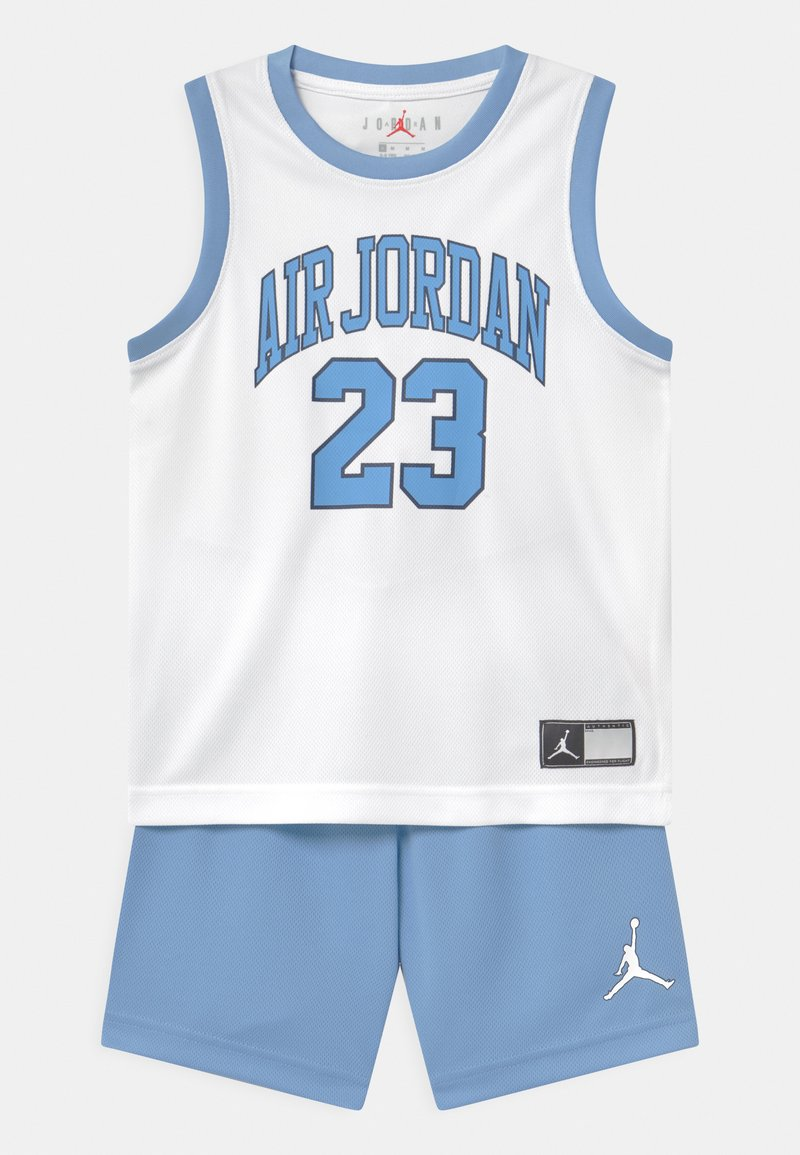 Jordan - MUSCLE SET - Sports shorts - university blue