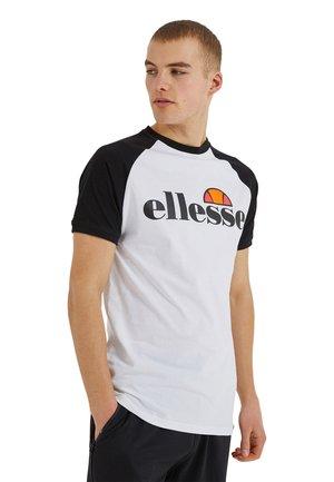 CORP - T-shirt imprimé - weiß