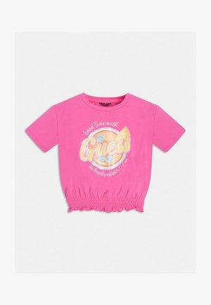 Camiseta estampada - rose