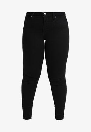 310 PL SHPING SPR SKINNY - Jeans Skinny Fit - black galaxy