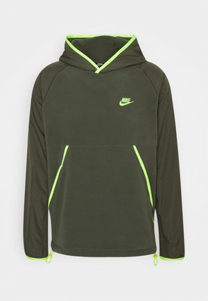 HOODIE - Sweat à capuche - dark green